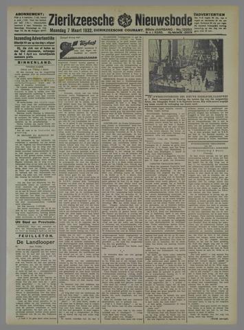 Zierikzeesche Nieuwsbode 1932-03-07