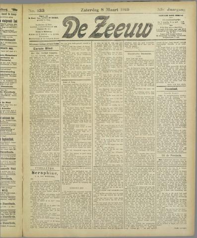 De Zeeuw. Christelijk-historisch nieuwsblad voor Zeeland 1919-03-08