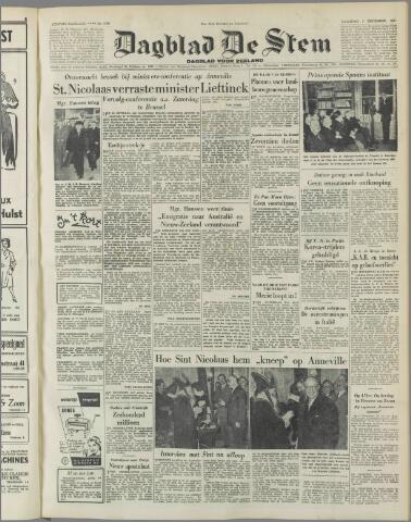 de Stem 1951-12-03
