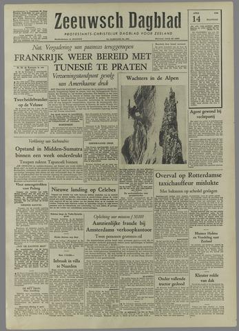 Zeeuwsch Dagblad 1958-04-14