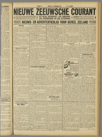 Nieuwe Zeeuwsche Courant 1928-11-13