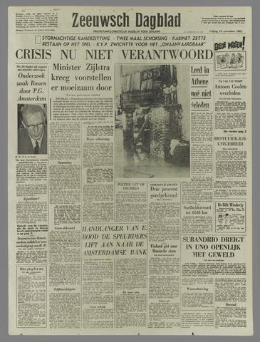 Zeeuwsch Dagblad 1961-11-10