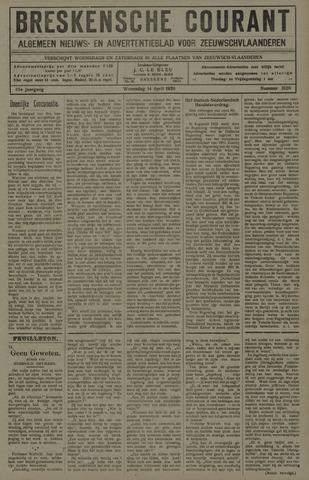 Breskensche Courant 1926-04-14