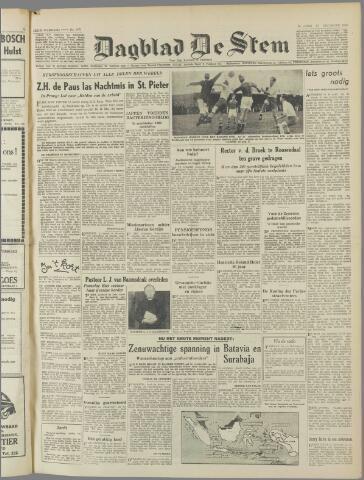 de Stem 1949-12-27