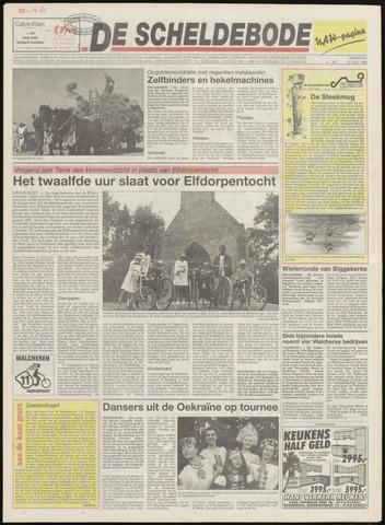 Scheldebode 1996-07-25