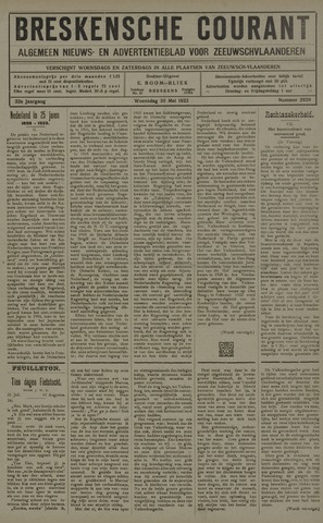 Breskensche Courant 1923-05-30