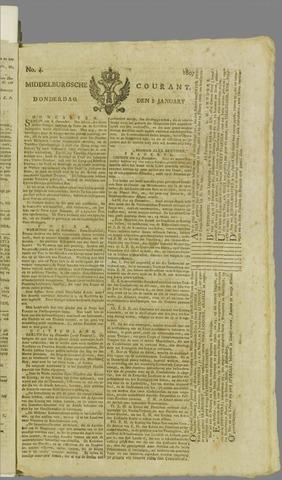 Middelburgsche Courant 1807-01-08