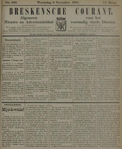Breskensche Courant 1901-11-06