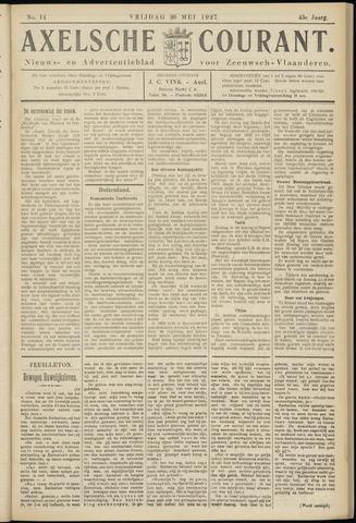 Axelsche Courant 1927-05-20