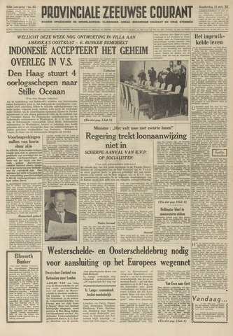 Provinciale Zeeuwse Courant 1962-03-15