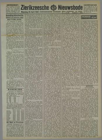 Zierikzeesche Nieuwsbode 1932-04-25