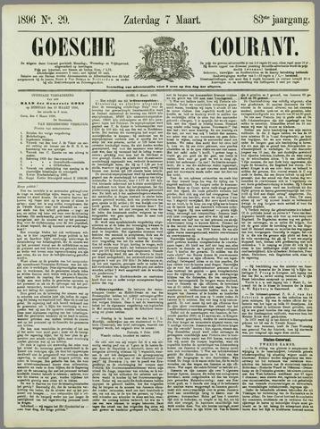 Goessche Courant 1896-03-07