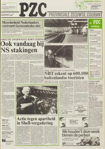 Provinciale Zeeuwse Courant 1986-05-16