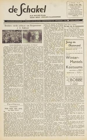 De Schakel 1961-10-06