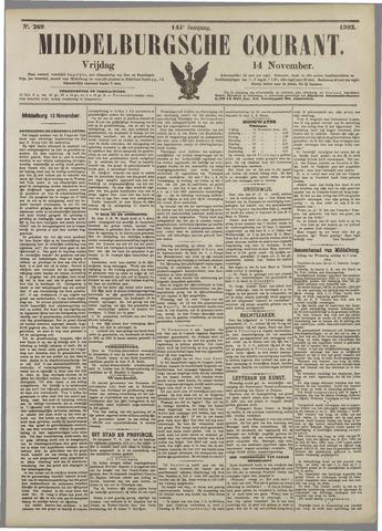 Middelburgsche Courant 1902-11-14