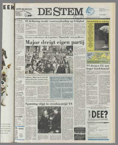 de Stem 1992-10-26