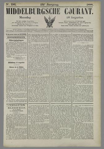 Middelburgsche Courant 1888-08-20