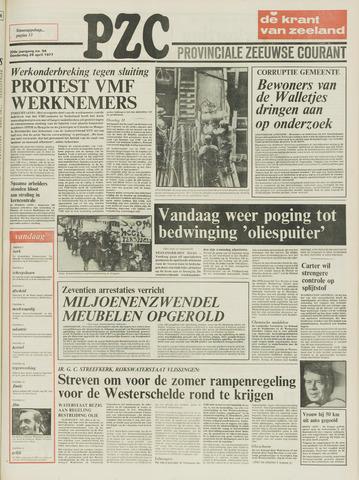 Provinciale Zeeuwse Courant 1977-04-28