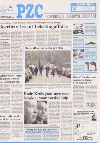 Provinciale Zeeuwse Courant 1990-12-05