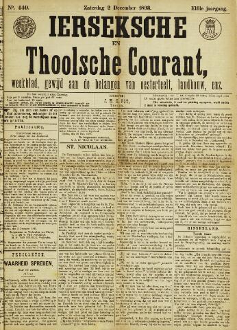 Ierseksche en Thoolsche Courant 1893-12-02