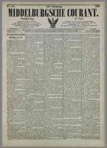 Middelburgsche Courant 1893-07-27