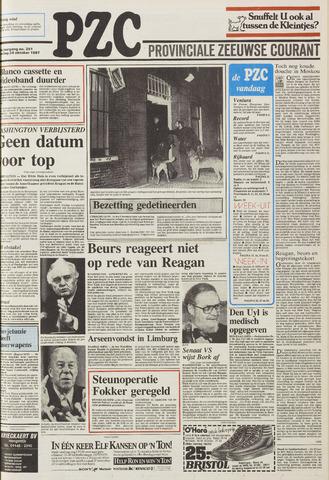 Provinciale Zeeuwse Courant 1987-10-24