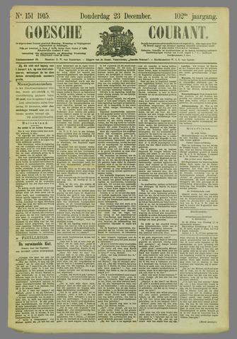 Goessche Courant 1915-12-23
