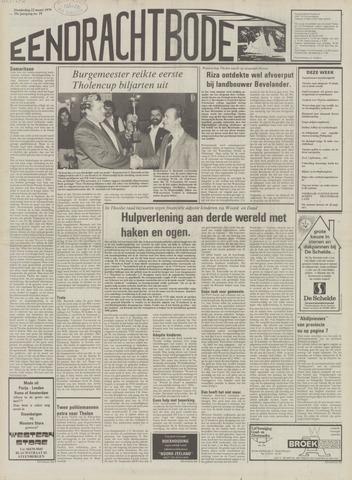 Eendrachtbode (1945-heden)/Mededeelingenblad voor het eiland Tholen (1944/45) 1979-03-22