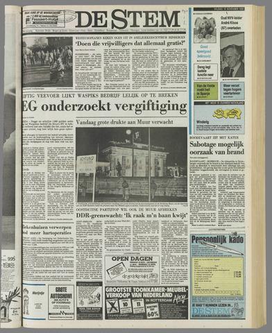 de Stem 1989-11-10