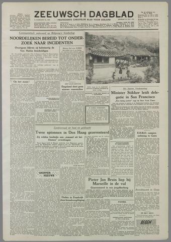 Zeeuwsch Dagblad 1951-08-28