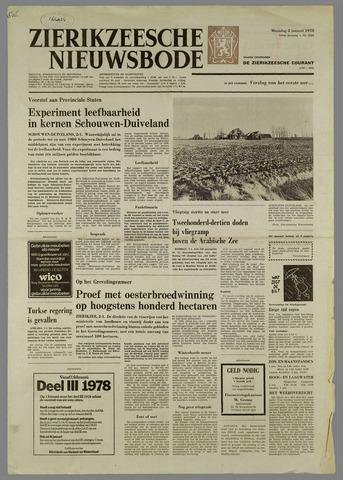 Zierikzeesche Nieuwsbode 1978