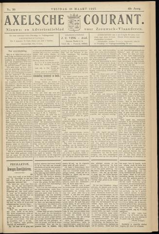 Axelsche Courant 1927-03-18
