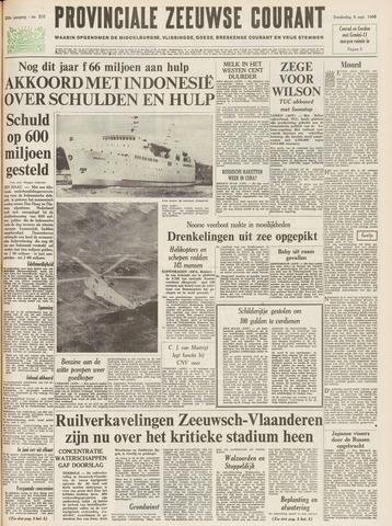 Provinciale Zeeuwse Courant 1966-09-08