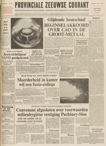 Provinciale Zeeuwse Courant 1969-12-04