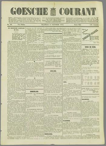 Goessche Courant 1932-10-31