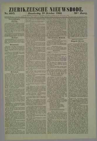Zierikzeesche Nieuwsbode 1882-10-19
