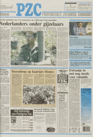 Provinciale Zeeuwse Courant 1995-05-27