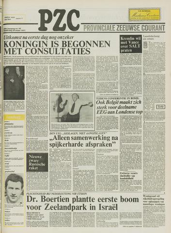 Provinciale Zeeuwse Courant 1977-03-24