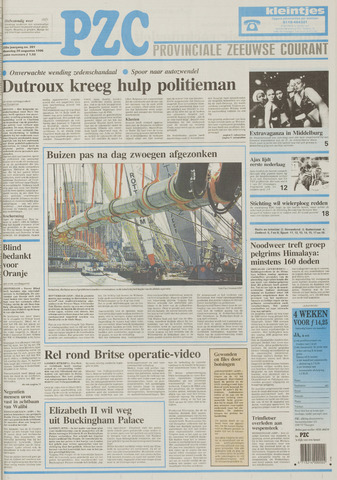 Provinciale Zeeuwse Courant 1996-08-26