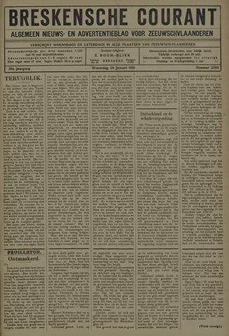Breskensche Courant 1921-01-26