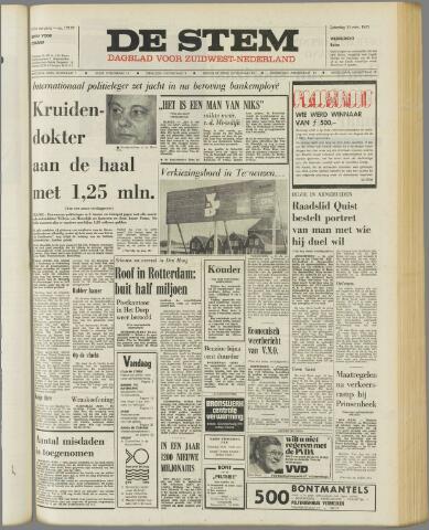 de Stem 1972-11-11
