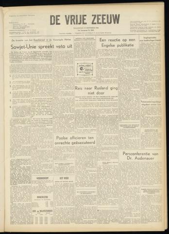 de Vrije Zeeuw 1956-10-15