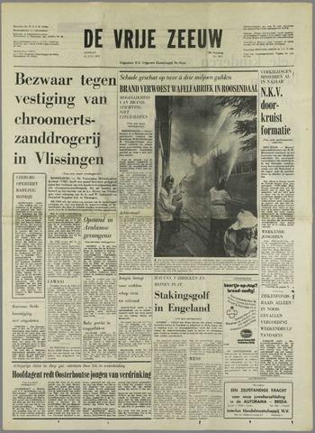 de Vrije Zeeuw 1972-07-25