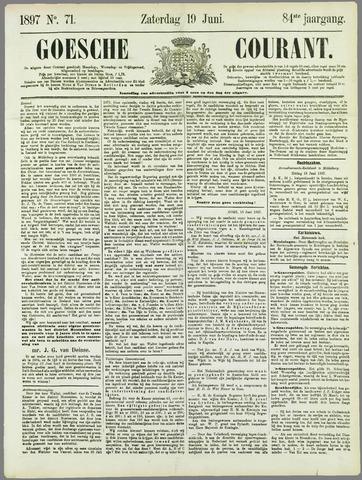 Goessche Courant 1897-06-19