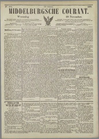 Middelburgsche Courant 1895-11-20