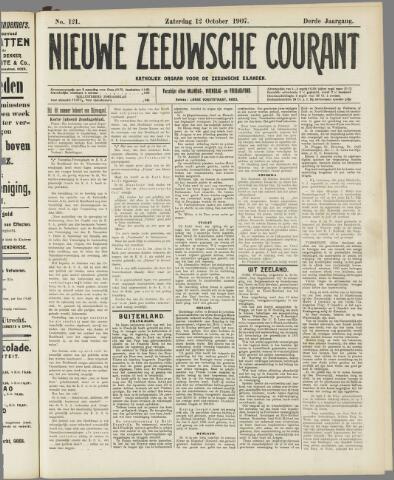 Nieuwe Zeeuwsche Courant 1907-10-12