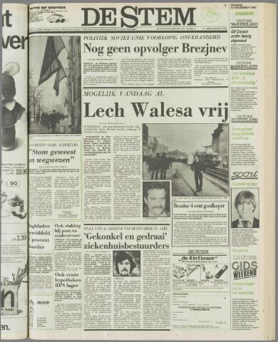 de Stem 1982-11-12