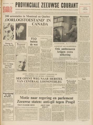 Provinciale Zeeuwse Courant 1970-10-17