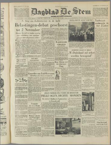 de Stem 1950-10-26