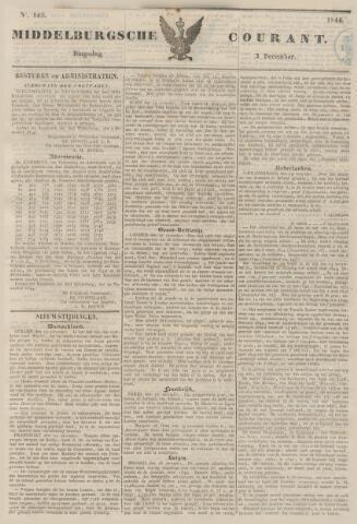 Middelburgsche Courant 1844-12-03
